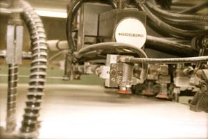 neue Maschinen für unsere Weiterverarbeitung