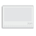 Tischkalender und Wandkalender